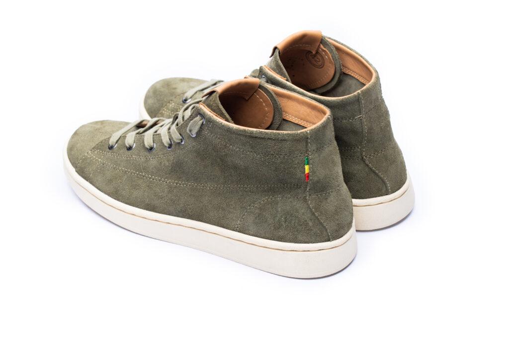 ENZI Footwear Nkrumah Olive